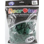 Crystal (See-Through) Green Latex Balloons (12in - 30cm) Pk 100