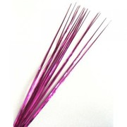 Fuchsia Hot Pink Grass Pick Onion Spray Pk 1
