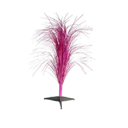 Holographic Fuchsia Fountain Centrepiece (32in./81cm) Pk 1