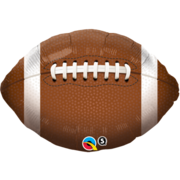 Football 18in. Foil Balloon Pk 1