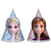 Frozen 2 Assorted Mini Cone Party Hats Pk 8