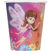 Fairy Whimsy Cups Pk 8