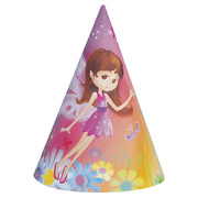 Fairy Whimsy Hats Pk 8