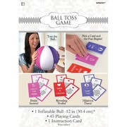 Bridal Shower Ball Toss Party Game Pk 1