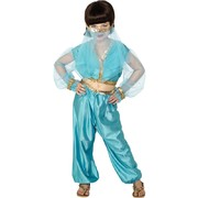 Arabian Princess Child Costume (Medium, 7-9 Yrs) Pk 1