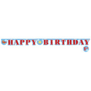 On The Go Jointed Birthday Banner (2.67m) Pk 1