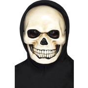 Halloween Full Face Skull Mask Pk 1