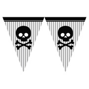 Pirate Parrty! Flag Banner (3.6m) Pk 1