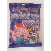 Blu Boy Teds Pops Tongue Painter Lollipops (200g)