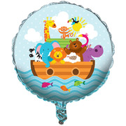 Noah's Ark 18in. Foil Balloon Pk 1