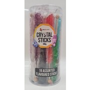 Mixed Crystal Sticks Assorted Flavour (18 Sticks - 22g each)