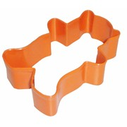 Orange Teddy Bear Cookie Cutter (3in.) Pk 1