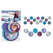 Frozen 2 Assorted Design and Size Giant Confetti Pk 48
