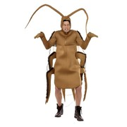 Adult Brown Cockroach Costume (One Size)