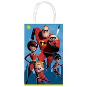 Incredibles 2 Paper Loot Bags Pk 10