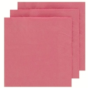 Magenta Party Napkins - Dinner 2 ply Pk100