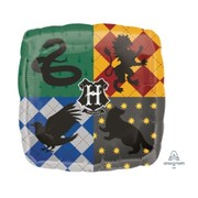 Harry Potter Square 17in. Foil Balloon Pk 1