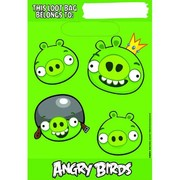Angry Birds Loot Bags Pk 8