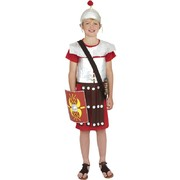 Child Roman Soldier Costume - Large 10-12 Yrs