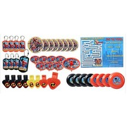 Incredibles 2 Party Favours Value Pack Pk 48