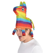 Colourful Burro Soft Hat Pk 1