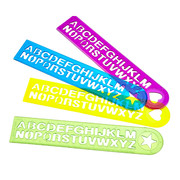 Alphabet Ruler Party Favours Pk 12