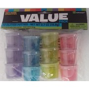 Glitter Putty Party Favours Pk 12