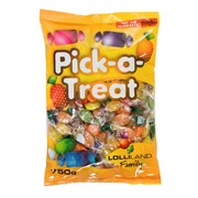 Pick-A-Treat Assorted Lollies 750g