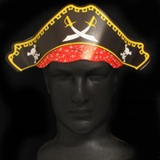 Party Favours - Pirate Hats Pk4
