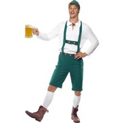 Men's Oktoberfest Costume Set Extra Large Pk 1