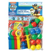 Paw Patrol Party Favours Value Pack Pk 48