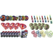 Jurassic World Dinosaur Party Favours Value Pack Pk 48
