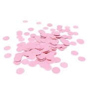 Pink Paper Confetti Scatters (15g) Pk 1