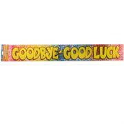 Banner Goodbye Good Luck 365x12cm Pk1