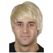 Blonde Short Guy Male Wig Pk 1