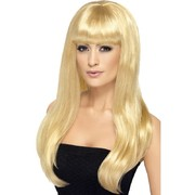 Babelicious Long Blonde Wig Pk 1