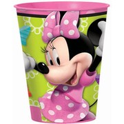 Minnie Mouse 16oz. Plastic Favour Cup Pk 1