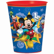 Mickey Mouse 16oz. Plastic Favour Cup Pk 1