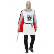"Adult Male Knight Costume (X Large, 46-48"") Pk 1"