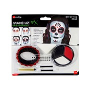 Day of the Dead Make Up Kit Pk 1