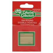 Toothpicks - Round Pk200