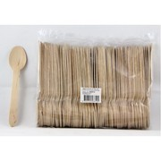 Wooden Spoons (155mm) Pk 100