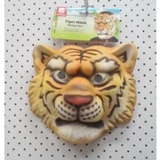 Child Tiger Face Mask Pk 1