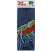 Cellowrap Blue 625mm x 1m Pk3