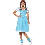 Adult Kansas Country Girl Costume (Medium, 12-14)