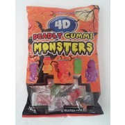 Gummi Halloween Monster Lollies (300g)