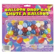 Balloon Drop Bag Pk1