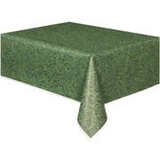 Green Grass Tablecover (1.37 x 2.74m) Pk1