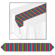 Mexican Paper Table Runner (1.83m) Pk 1