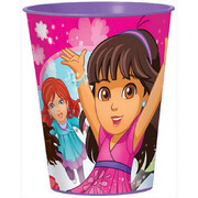 Dora and Friends 16oz. Plastic Favour Cup Pk 1